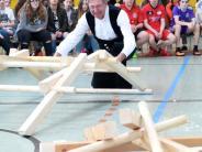 Ausbildung: Ein Brückenbauer
