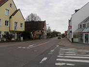 Sanierung: Für die Hauptstraße zahlt der Bund mit