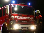 Bilanz: Zu wenig neue Kräfte: Feuerwehren schlagen Alarm