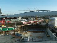 Ulm: Auf der 100-Millionen-Baustelle