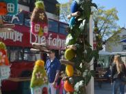 Senden: Bunte Ostern rund ums Bürgerhaus