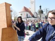 Pfaffenhofen: Ohrenbetäubend in die Karwoche