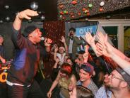 Ulm: Hoch die Hände für die Hip-Hop-Legende