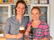 Senden: Sie brauen ihr Bier in der Küche