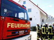 Ehingen: Gas-Alarm auf Baustelle