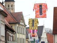 Weißenhorn: Das hat es mit den T-Shirtsin XXXLauf sich