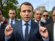 Landkreis: Partnerstädtewünschen sich Macron