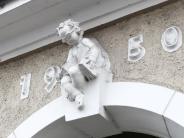 Neu-Ulm: Der Engel mit der Sonnenbrille
