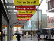 Ulm: Letzter Akt einer Ulmer Institution