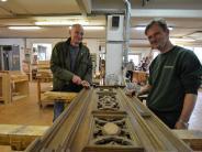 Weißenhorn: BeiAntikwerk entstehen Raritäten aus Holz