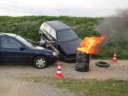Sicherheit: Feuerwehr übt Umgang mit Gefahrgut