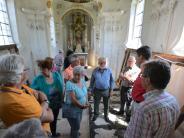 Senden: Sanierung der Maria-Hilf-Kapelle startet 2018