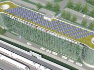 Neu-Ulm: Neu-Ulm bekommt ein neues - und teures - Parkhaus