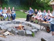 Roggenburg: Jugendarbeit mit Pizza am Lagerfeuer