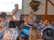 Weißenhorn: Bürgerversammlung: Was die Grafertshofer bewegt