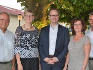 Attenhofen: Der Landrat geht weiter voran