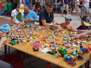 Neu-Ulm: Neu-Ulm feiert und spielt