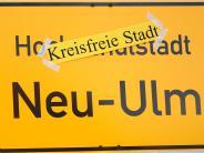 "Neu-Ulm: Klares Ja zum ""Nuxit"": Neu-Ulm will Landkreis verlassen"