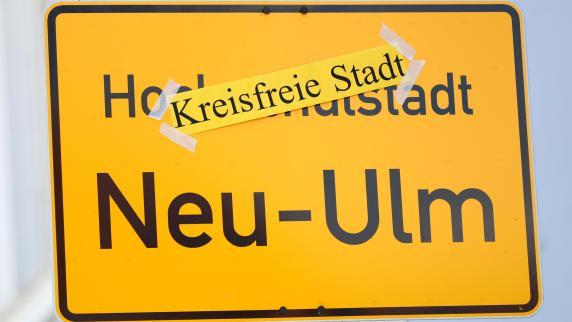 "Neu-Ulm: Landrat will Neu-Ulm im ""Nuxit""-Fall verlassen"
