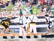 Ulm/Neu-Ulm: Narr holt sich den Sieg beim Fischerstechen