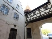 Weißenhorn: Ein verglaster Lift für das Obere Tor