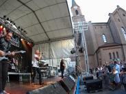Ulm/Neu-Ulm: Tausende feiern am Schwörwochenende - heute geht's weiter