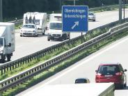 Elchingen: Elchinger sagen Autobahnlärm den Kampf an