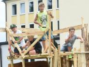 Weißenhorn: Das Claretiner-Kolleg wird zur großen Spielwiese