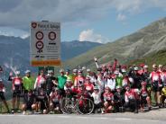 Weißenhorn: Rad-Gruppe der Firma Peri auf Tour in die neue Partnerstadt
