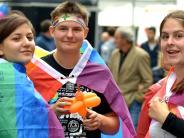 Ulm: Flagge zeigen für die Vielfalt