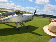 Weißenhorn: Raritäten auf dem Rollfeld beim Flugplatzfest