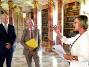 Wiblingen: Kloster Wiblingen wird herausgeputzt