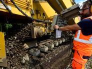 Region: Gleisarbeiten zwischen Ulm und Augsburg: Zug-Fahrplan ändert sich