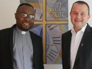 Kirche: Pfaffenhofen begrüßt neuen Kaplan