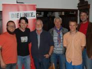 Politik: Linke Ortsgruppe