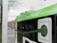 Mobilität: Stadtwerke kaufen den ersten Elektrobus