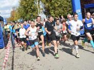Marktlauf: Rund 450 Läufer waren wieder in Pfaffenhofen auf der Strecke