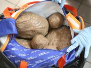 Senden: Polizei stellt in Senden zwei Sporttaschen voller Drogen sicher