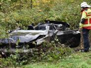 Alb-Donau-Kreis: Unfall fordert zwei Tote