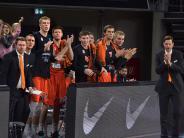 Basketball Euro Cup: Ulmer gewinnen im Eurocup gegen Bursa