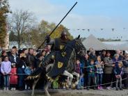 Senden: Die Ritter kämpfen am Wochenende in Senden