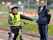 Fahrradschule: Volle Konzentration auf zwei Rädern