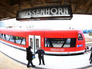 Landkreis: Die Bahn will die Züge nach Weißenhorn optimieren
