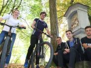 Weißenhorn: Mit dem Rad durch Wald und Flur