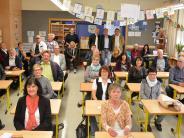 Weißenhorn: Ehemalige kehren ins Klassenzimmer zurück