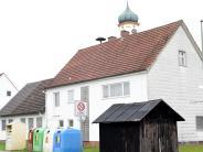 Pfaffenhofen: Was wird aus dem Vereinshaus in Roth?