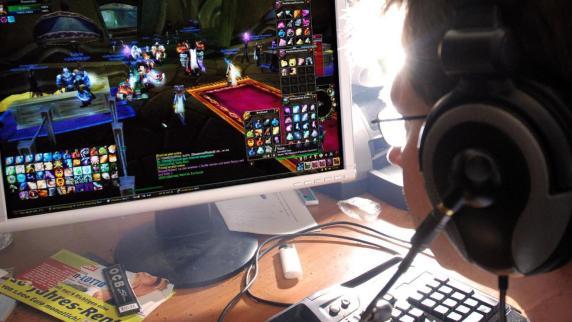 Online-Computerspiele verändern das Gehirn