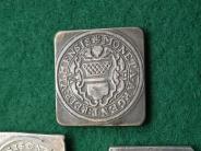 Sammeln: Silberplättchen, die einst Ulm retteten