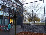 Neu-Ulm: Lärmschutzwände: Jetzt soll ein Netz die Vögel retten