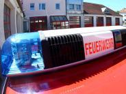 Ulm: Heizdecke brennt: Nachbar rettet 90-Jährige